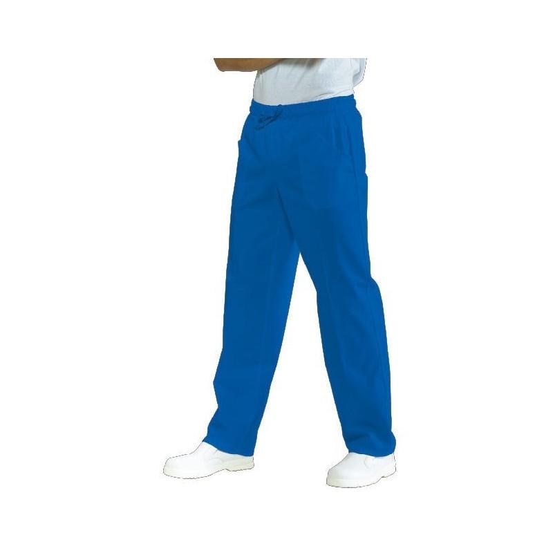 pantalon h pital pas cher pour hommes et femmes couleur bleu lisavet. Black Bedroom Furniture Sets. Home Design Ideas