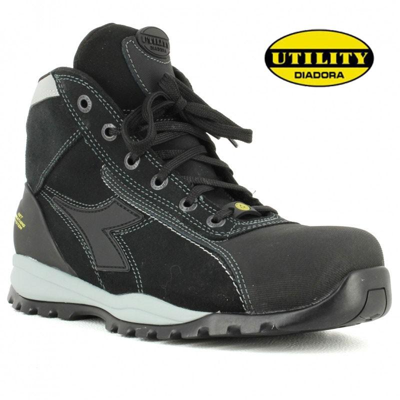 Chaussures de sécurité Geox utility diadora