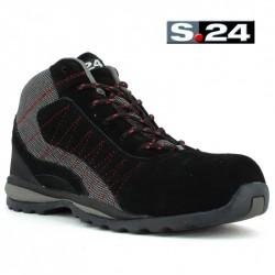 chaussure de securite sans métal levant S24