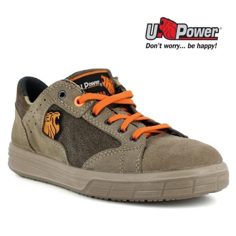 chaussure de sécurité anti-transpiration