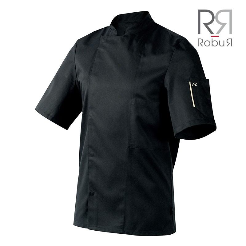Veste de cuisine robur nero