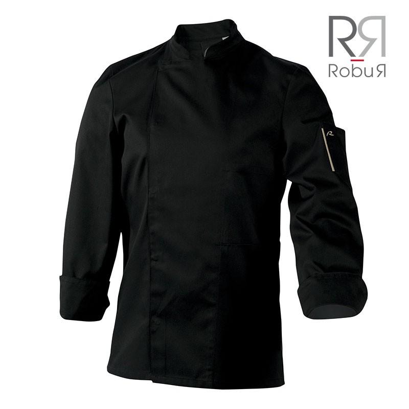 Veste De Cuisinier A Manches Longues Robur 1er Prix Lisavet