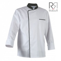 VESTE DE CUISINE ENERGY ROBUR ML BICOLOR