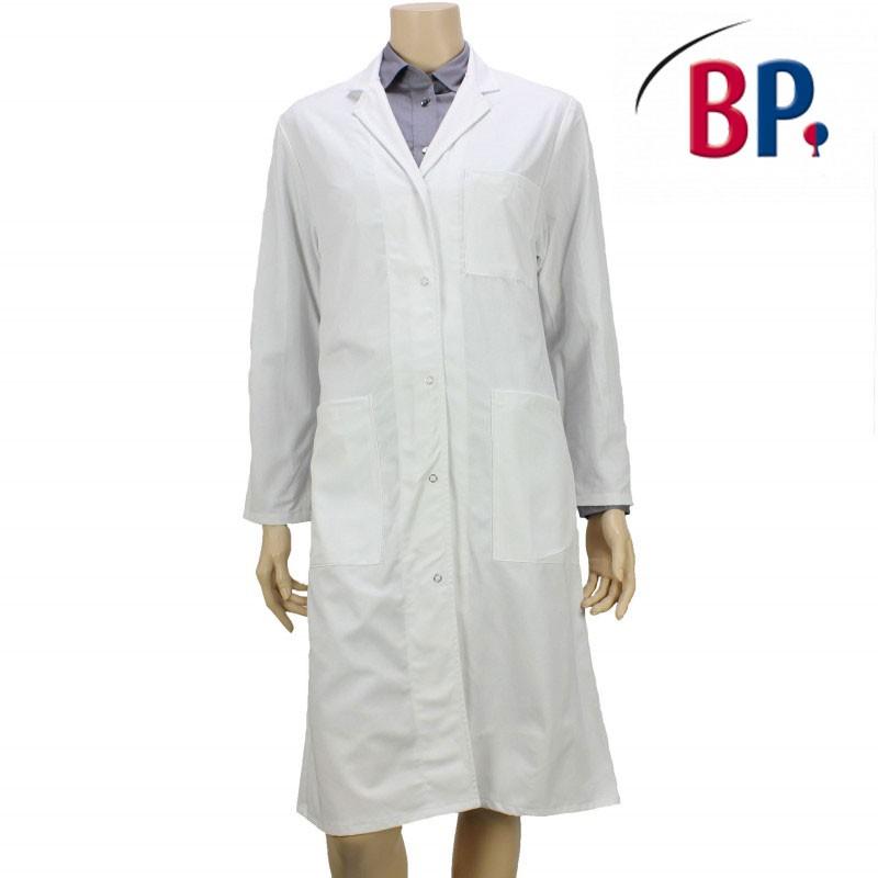 lot de 2 blouses blanches de chimie pas cher unisexe lisavet