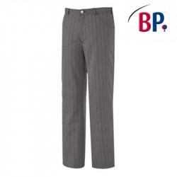 Pantalon de cuisine coupe jeans
