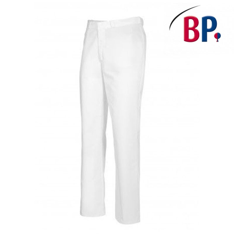 pantalons blancs de travaill