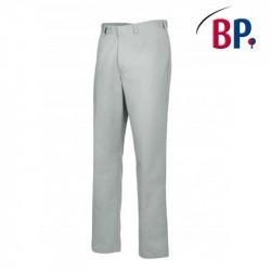 Pantalon de travail gris clair