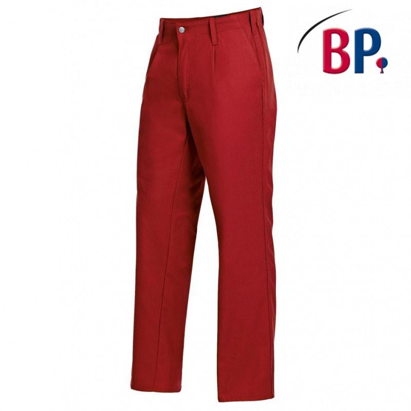 pantalon de travail professionnel bordeaux