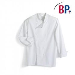 veste de cuisine blanche homme