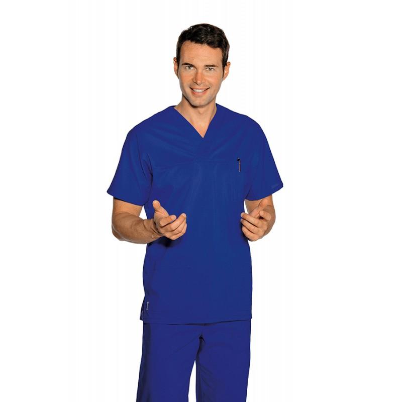 Tenue de travali medicale unisexe bleu