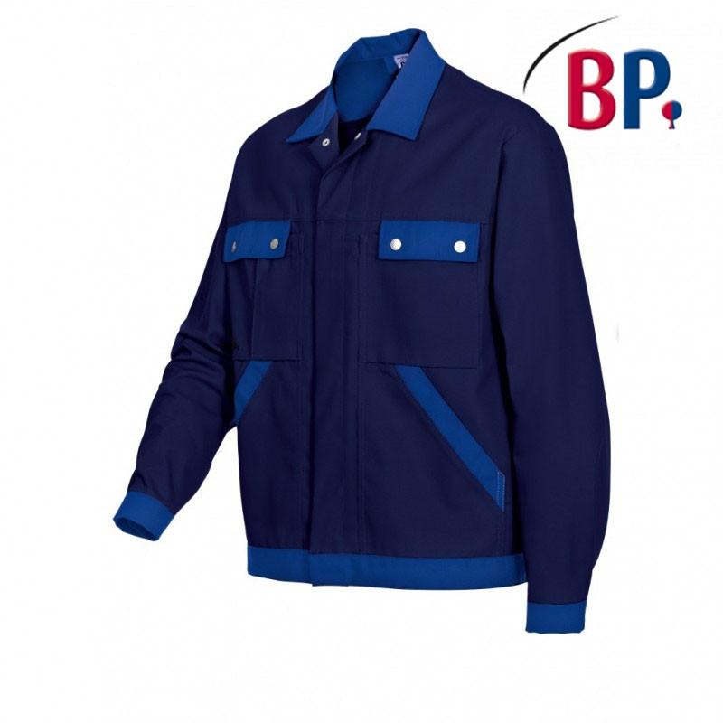 veste de travail bicolore