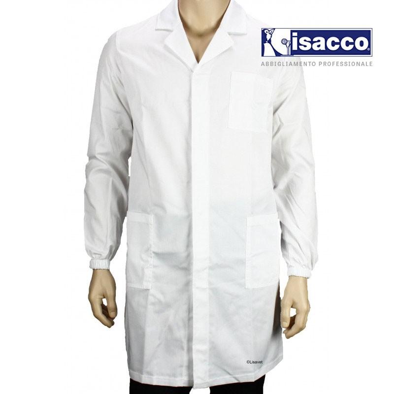 blouse de travail anti acide homme