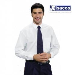 Chemise de service blanche manches longues