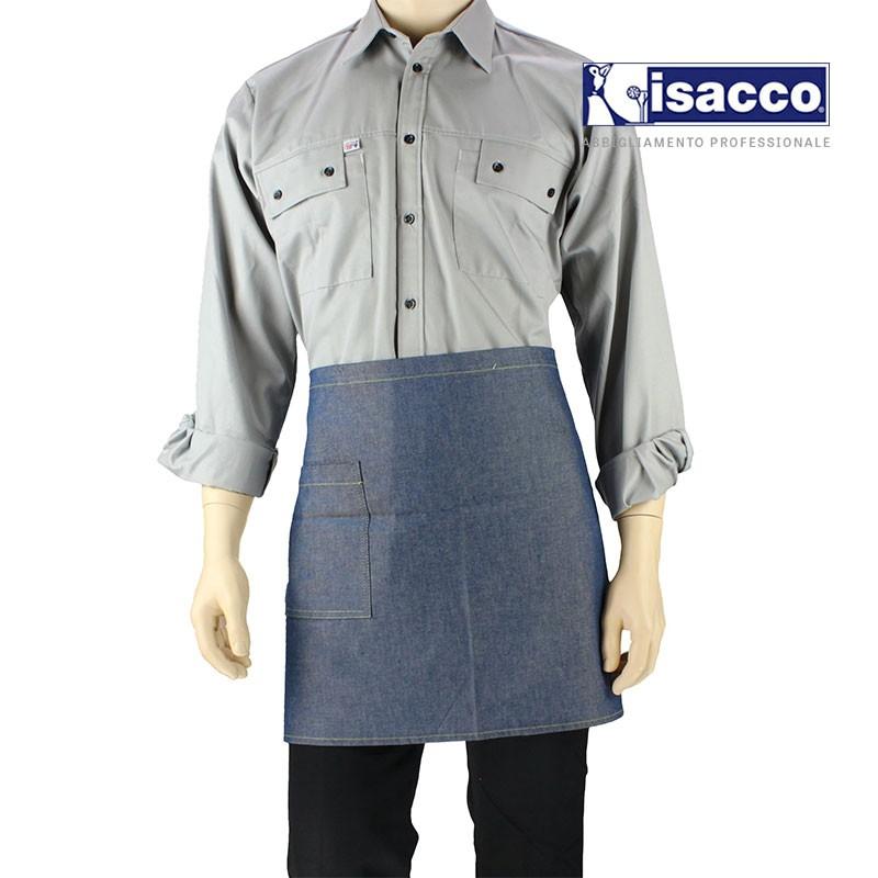 Tablier de cuisine en jeans