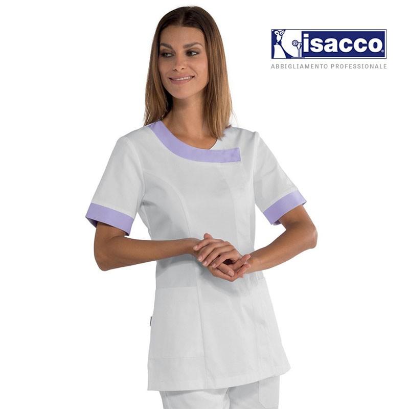 bde0307e63 Tunique médicale blanche - vêtement medical LISAVET
