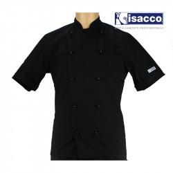 Veste de cuisine noir