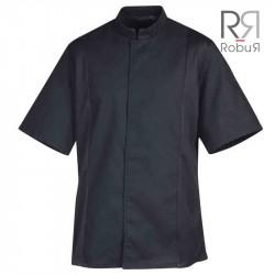 Veste de cuisine Siaka Robur noire