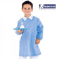 tablier bleu ecole maternelle