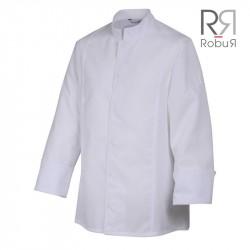 Veste de cuisine Siaka Robur blanche