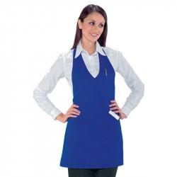 tablier serveur personnalisé bleu