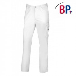 pantalon médical blanc pas cher