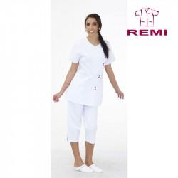 tunique medicale femme cintrée