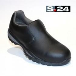 Chaussure de cuisine Milk noire S24