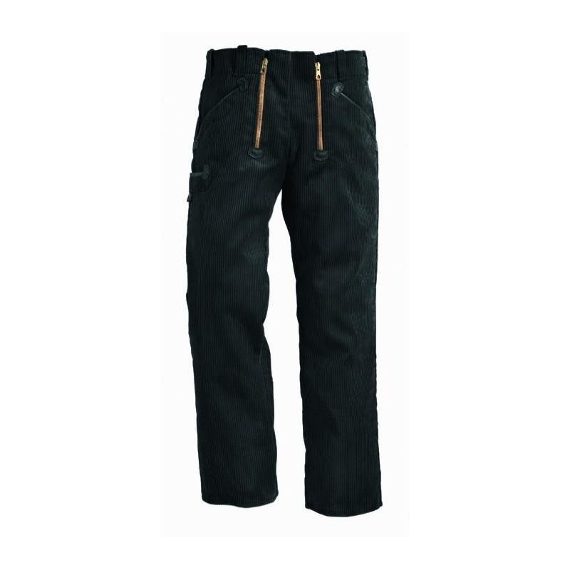 pantalon de charpentier allemand en velours fhb lisavet livraison offerte. Black Bedroom Furniture Sets. Home Design Ideas