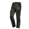 Pantalon de travail slim Florian FHB vert kaki