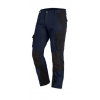 Pantalon de travail slim Florian FHB bleu/noir