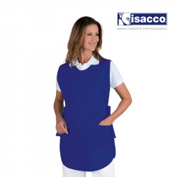 Tablier chasuble lilas pas cher