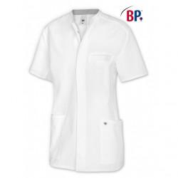 TUNIQUE MEDICAL HOMME COL OFFICIER  BP