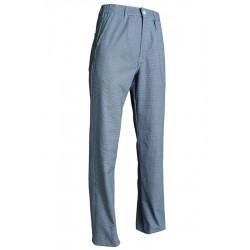 Pantalon de cuisine pied de poule pas cher
