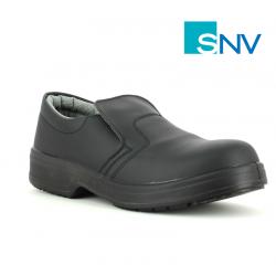 chaussure de cuisine noir pas cher didier snv