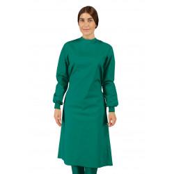 tenue de bloc opératoire coton vert