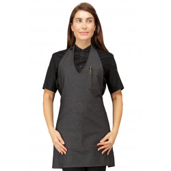 TABLIER BISTROT SOMMELIER POUR FEMME ISACCO