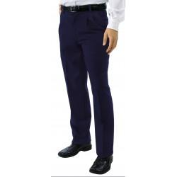 Pantalon service bleu marine