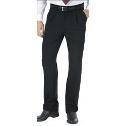 Pantalon service noir