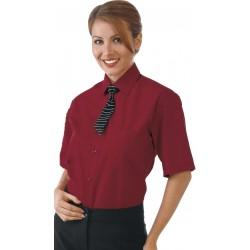 chemise serveuse et serveur professionnel
