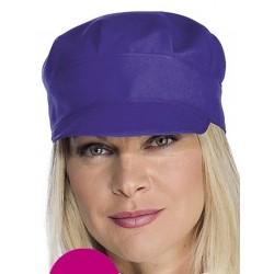 Casquette violette