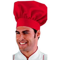 Toque italienne rouge