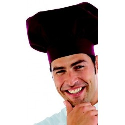Toque italienne bordeaux