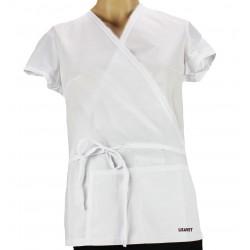 Tunique kimono blanche