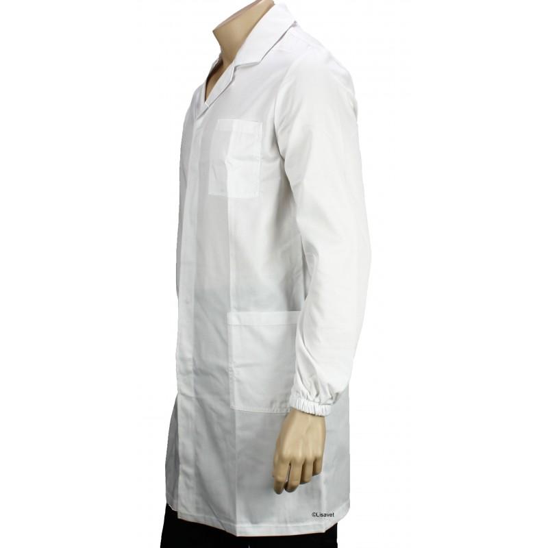 blouse de travail anti acide pas ch re pour homme lisavet. Black Bedroom Furniture Sets. Home Design Ideas