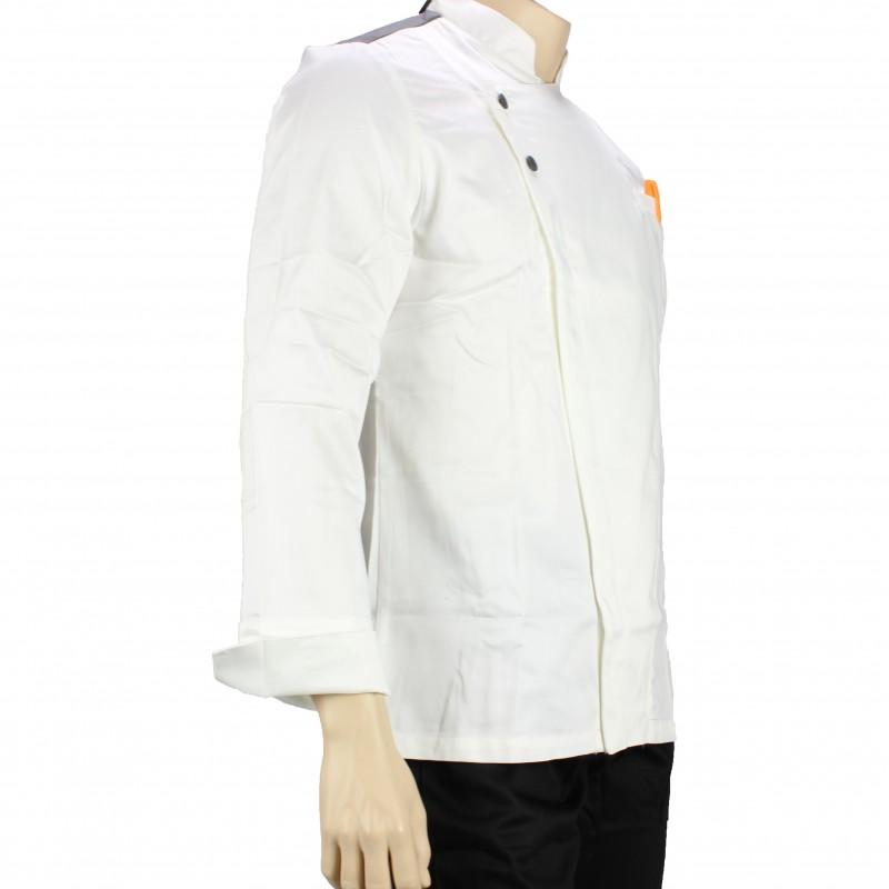 veste de cuisine homme haut de gamme