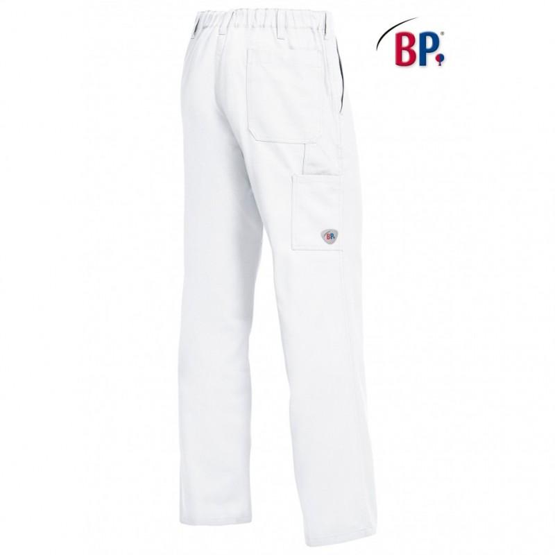 pantalon de peintre blanc homme pas cher lisavet. Black Bedroom Furniture Sets. Home Design Ideas