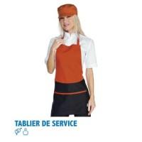 TABLIER DE SERVICE