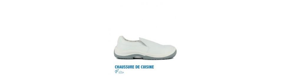 CHAUSSURE DE CUISINE