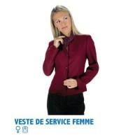 Vestes de service femme