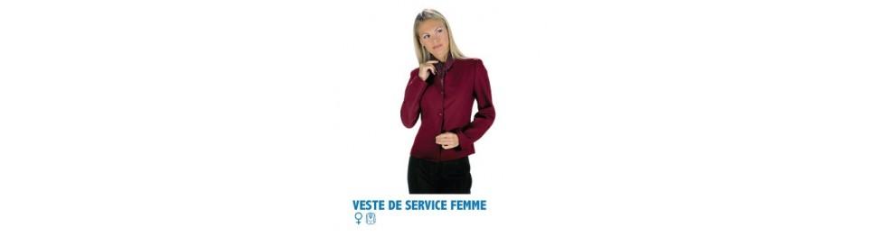 CHEMISE DE SERVICE POUR FEMME